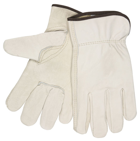 3211 - Drivers glove, Unlined Select Grain Cow Leather, Keystone Thumb