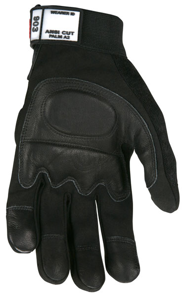 903 - MCR Safety Multi-Task, Grain goatskin palm with foam padding, Spandex back