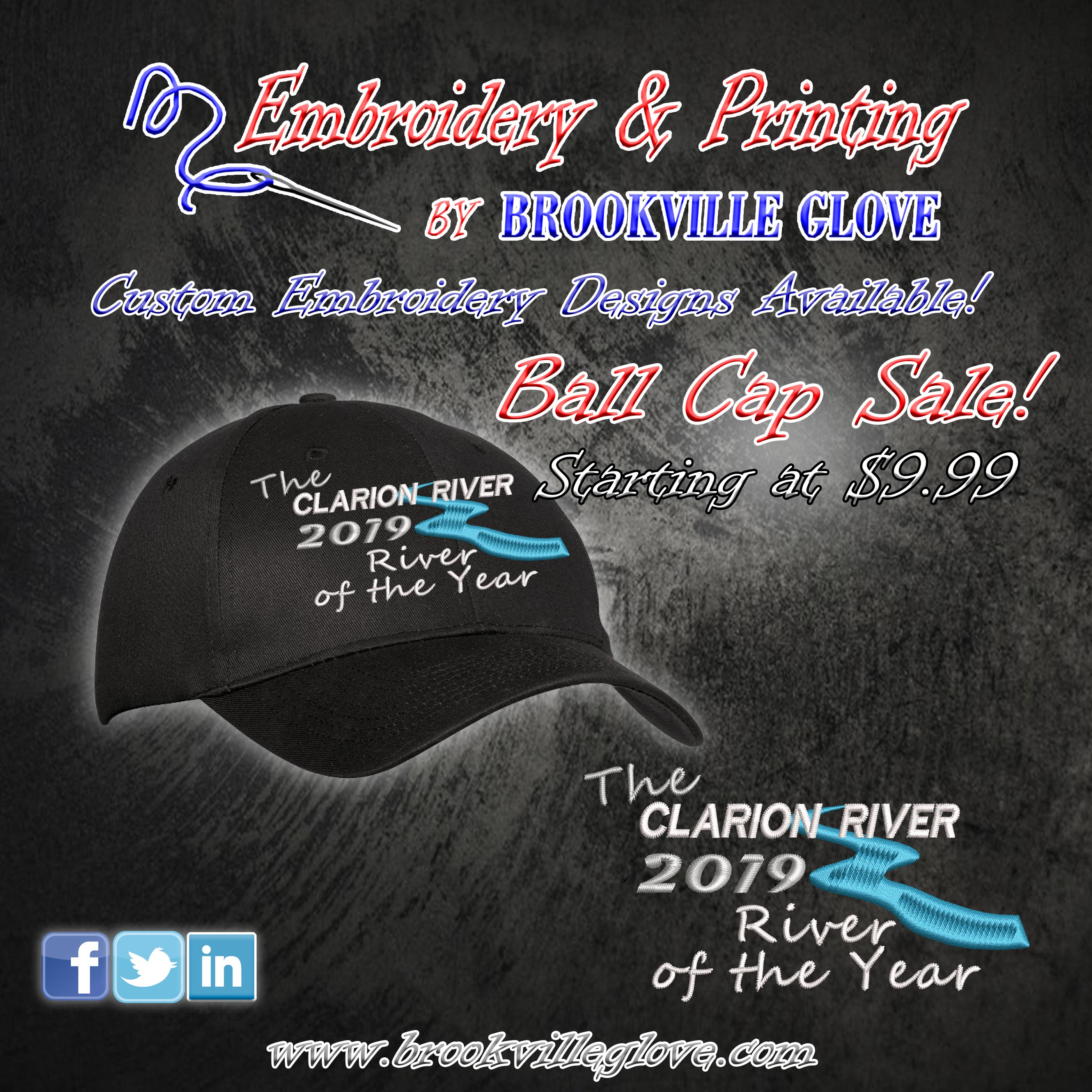 Clarion River Hat