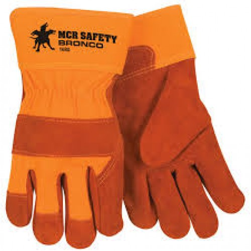 Bronco-Leather Work Glove