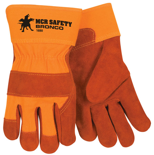 Bronco-Leather Work Glove- ON SALE!!!
