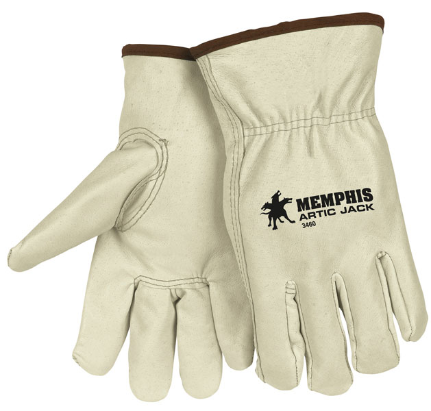 3460 - Artic Jack® Premium Grain Pigskin,Thermosock® Lined, Keystone Thumb