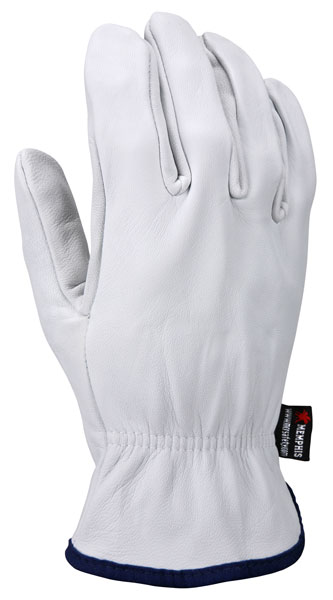 3601 - Drivers glove, Premium Grain Goatskin Leather, Straight Thumb