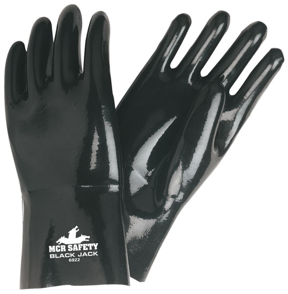 6922 - Black Jack® Multi-Dipped Neoprene With ActiFresh, 12