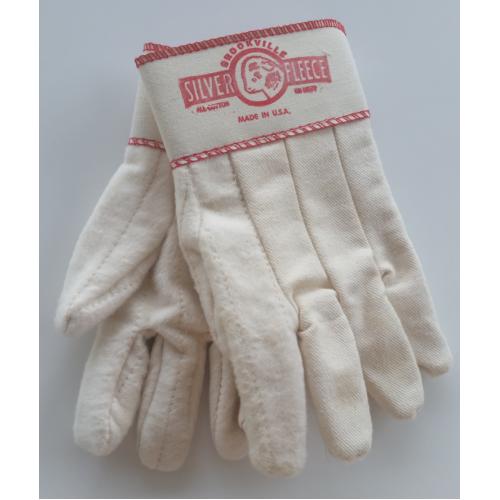 Silver Fleece 958 (qty 1 pair)