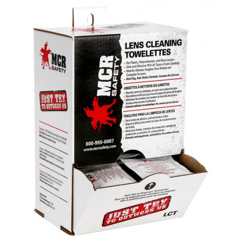 LCT - 1 Box (100 Wipes Per Box)