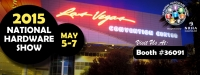 BGM attending the National Hardware Show in Las Vegas