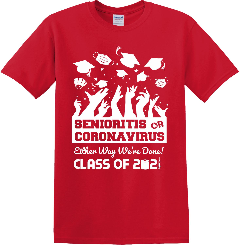 Senior Shirt 2021