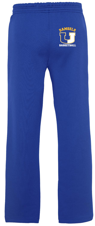 Union Girls Basketball Royal Sweatpants